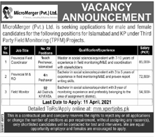 MicroMerger Private Limited - Peshawar