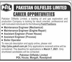 Pakistan Oilfields Limited - Rawalpindi