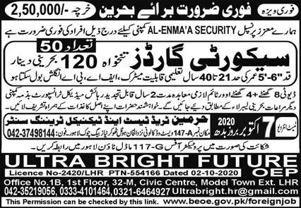 Jobs In Bahrain